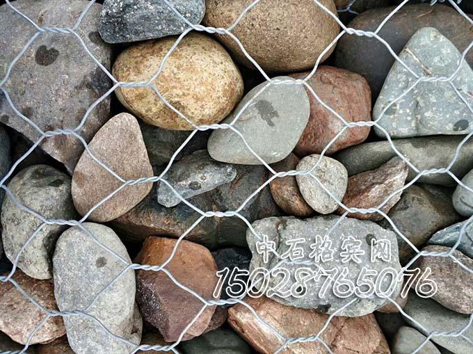 格宾石笼护岸